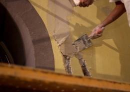 Rehabilitació església